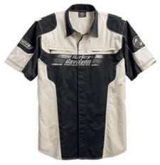 96148-16VM Harley-Davidson Performance Colorblocked Shirt