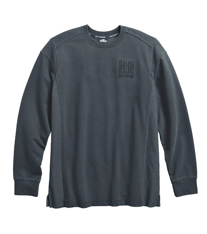 96429-17VM H-D Men's Classics Embroidered Pullover