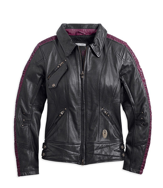 97022-15VW Harley-Davidson® Women's LIMITED EDITION Starwood Leather Jacket