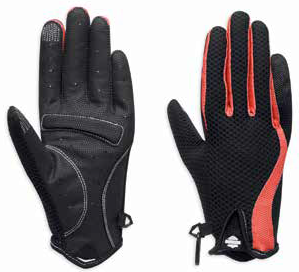 97365-16VW  H-D Women's Starless Touchscreen Gloves