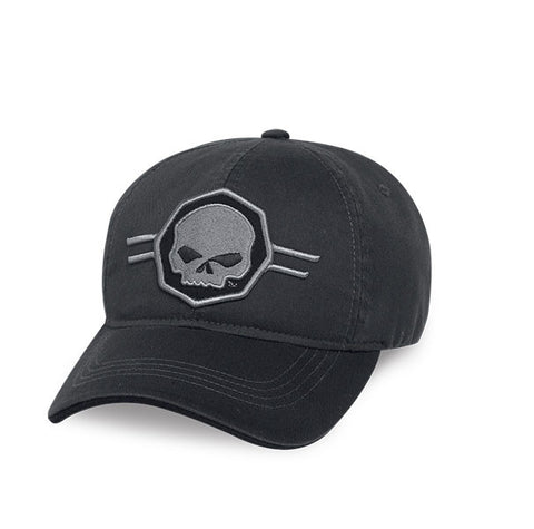 97603-16VM Skull Patch Cap