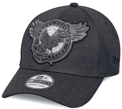 97660-17VM - Harley-Davidson® Mens Circle Eagle 39THIRTY®