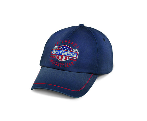 97682-16VM Harley-Davidson Legendary Washed Cap