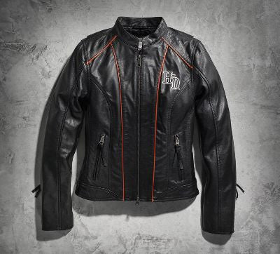 98085-15VW HD Women's Epoch Leather Jacket