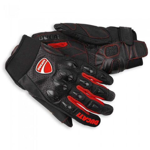 Ducati Flow Glove - Black