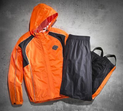 98316-14VW Women's Hi-Vis Rain Suit