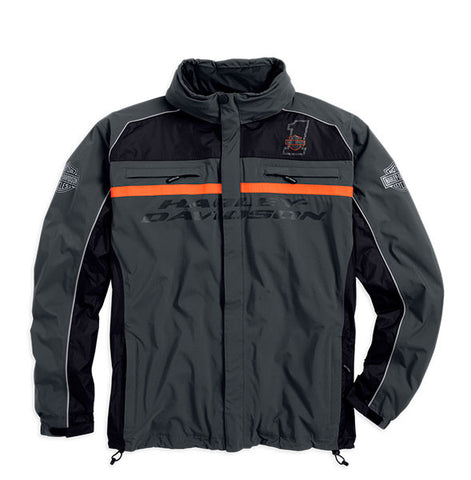 98300-14VM HD Brother`s Ride Rain Suit
