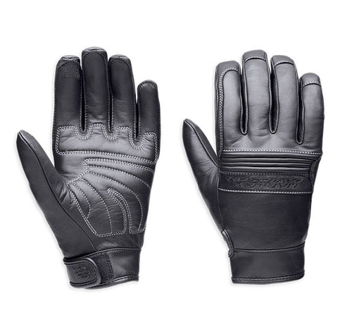 98304-14VM H-D Tailgater Full-Finger Gloves with Touchscreen Technology