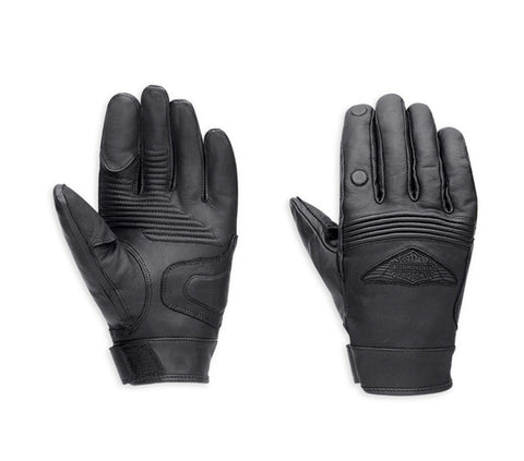 98365-15VM H-D Pullback Index Finger Gloves
