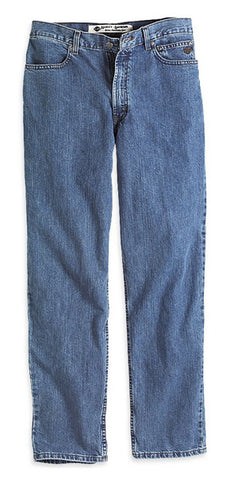 99024-07VM H-D Mens Original Heavy Weight Traditional Fit Blue Jean Denim Pants