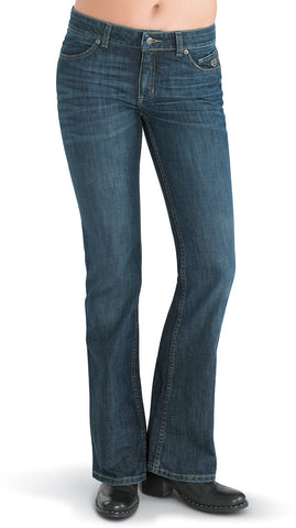 99175-12VT H-D Stretch Contoured Boot Cut 2.0 Jeans