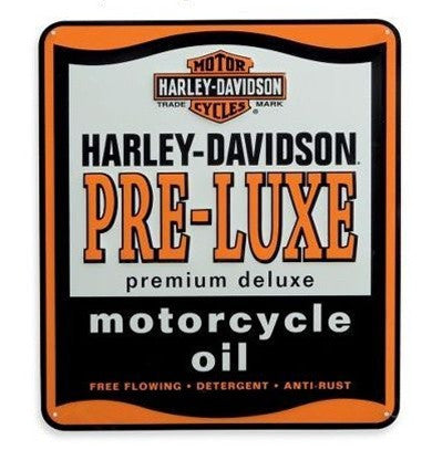 99382-11V - HD Pre-Luxe Graphic Tin Sign