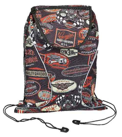 99667-VINTAGE H-D Vintage Collection Sling Backpack, Lightweight