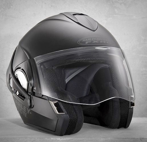 98303-15VM Men's FXRG Dual-Homologated Helmet with Integrated Sun Shield