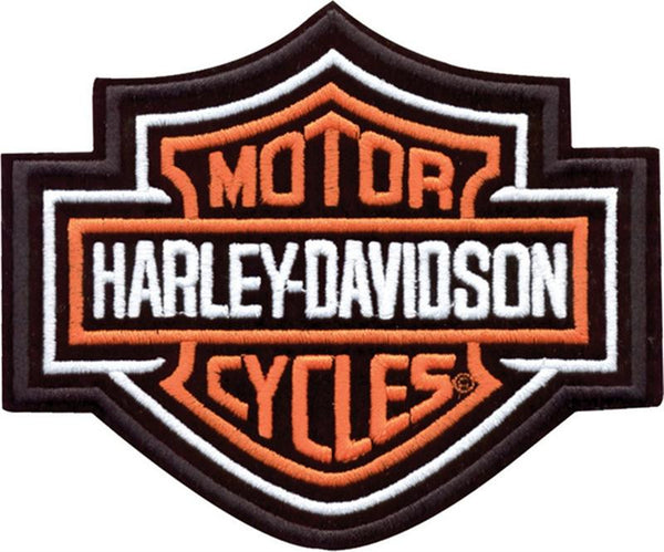 EMB302383 Harley-Davidson® Classic B&S Medium Patch