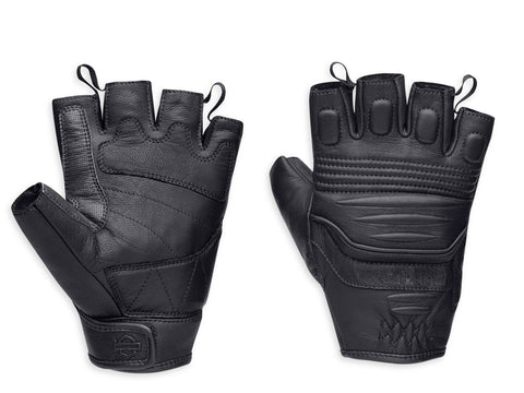 97287-15VM H-D Exhibit Fingerless Gloves