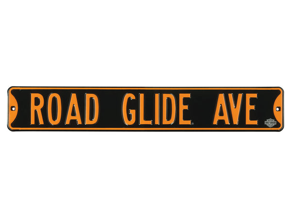 10902171 H-D Road Glide Ave St Sign