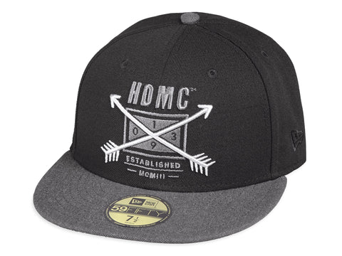 "97689-18VM H-D HDMC"" Arrow 59Fifty® Cap"