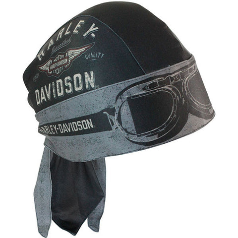 HW07875 H-D® Men's Aviator Headwrap