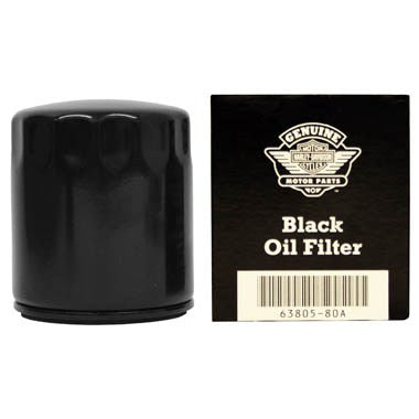 63805-80A H-D® Genuine Motorcycle Oil Filter
