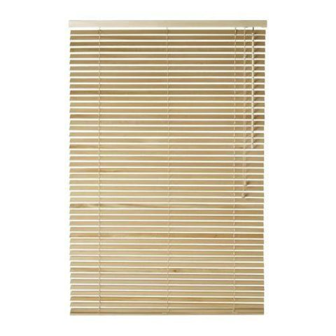 IKEA LINDMON Venetian blind, natural  60094265