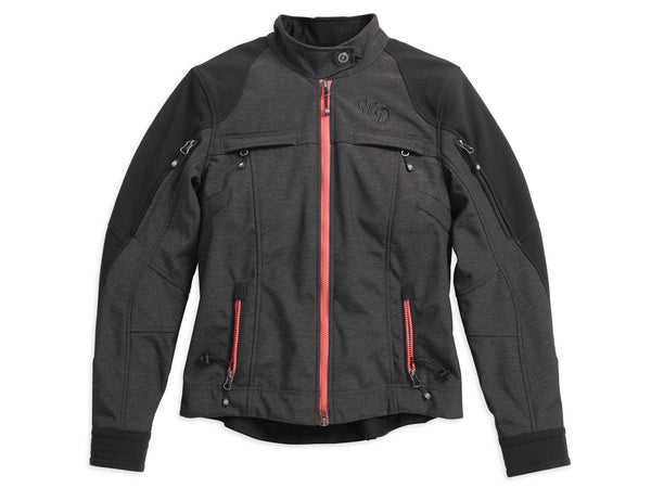 97116-16VW H-D Women's Penumbra Windproof Riding Jacket