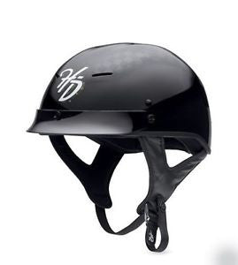 97379-13VW H-D Woman's Speedway DOT Motorcycle 1/2 Helmet