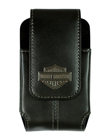 06341 H-D® Bar & Shield Metal Logo Smartphone Case