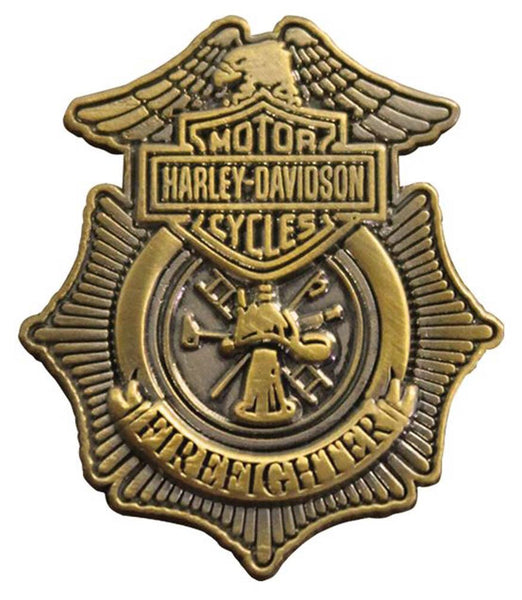 P1265263 - HD® Firefighter Original 3D Pin