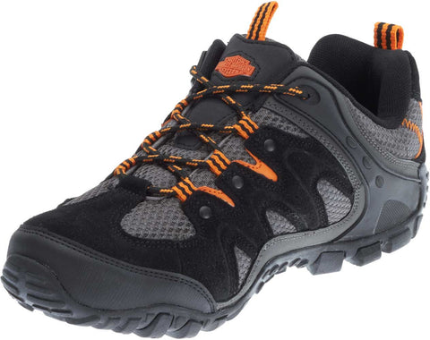 D93122 H-D Wolverine Lifestyle Men's Arrison Black Athletic Shoes