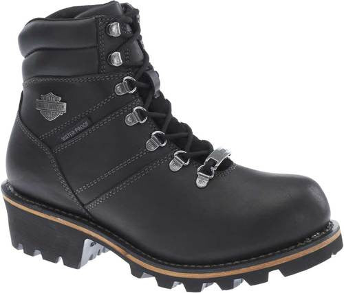 D96107 H-D Men's Ladson Waterproof Motorcycle Boots