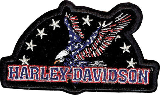 EM832842 - Harley-Davidson® Force Of One Small Patch