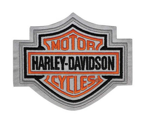 EMN302641 H-D® Reflective B&S X-Small Patch