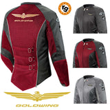 12801102 Goldwing Wine/Black Ladies Skyline 2.0 Jacket