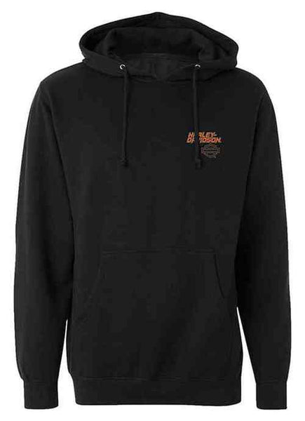 HARLMS007303 H-D Men's Screamin' Eagle Soaring Eagle Pullover Hoodie