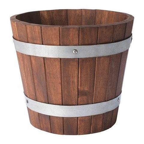 OGENMELON Plant pot, acacia, outdoor. 70416388