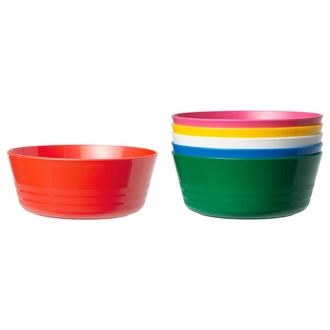 KALAS Bowl, multicolour. 00421294