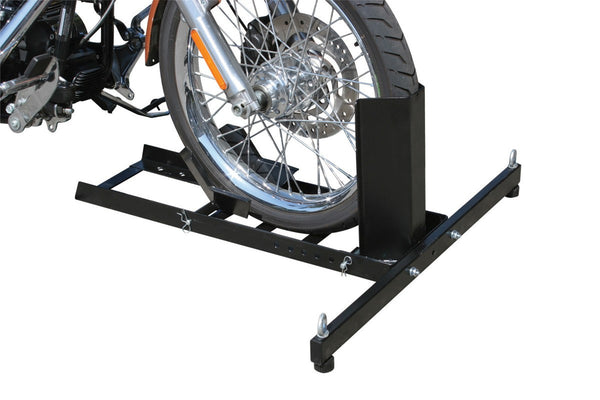 Pittsburgh® 1800 Lb. Capacity Motorcycle Stand/Wheel Chock - 61670