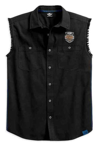 99004-18VM Harley-Davidson® Men's 115th Anniversary Blowout Limited Edition Shirt