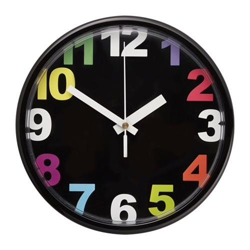 JYCKE Wall clock, multicolour. 70414959