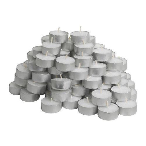GLIMMA Unscented tealight. 50097995
