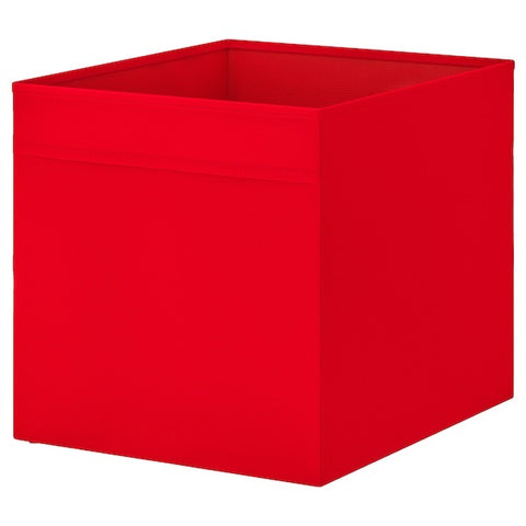DRONA Box, red, 33x38x33 cm. 60263593