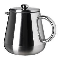 ANRIK Coffee/tea maker, stainless steel, 1.2. 20179596