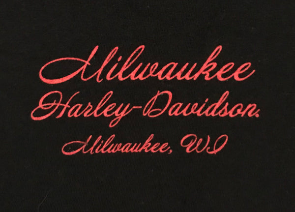 3029640806 Harley-Davidson Milwaukee Women`s Sleeveless Shirt