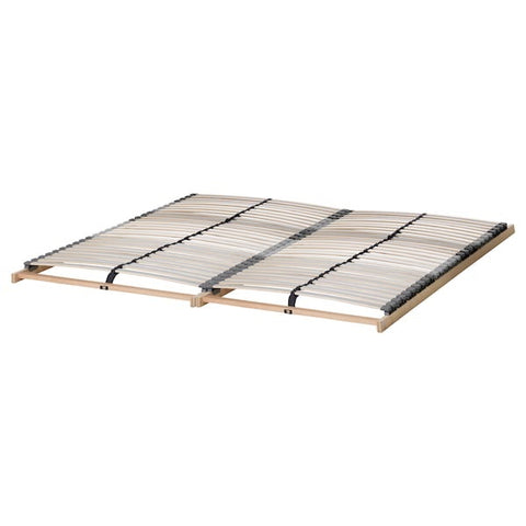 10278714  LONSET Slatted bed base, 150x200 cm