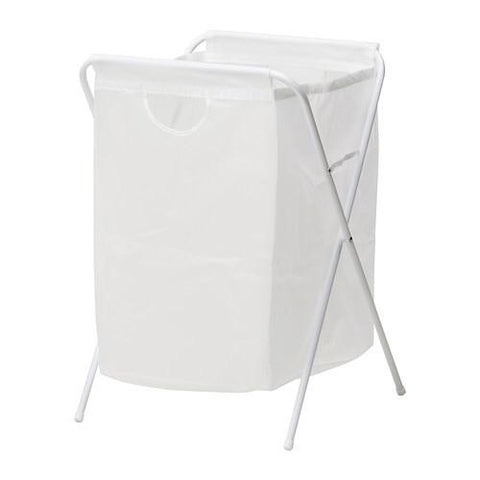 JALL Laundry bag with stand, white. 10171826
