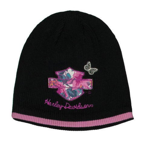 7233669 HARLEY-DAVIDSON® Little Girls Knit Beanie