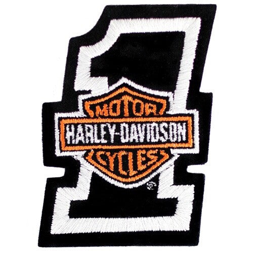 EMB035062 - Harley-Davidson® H-D One Small Patch