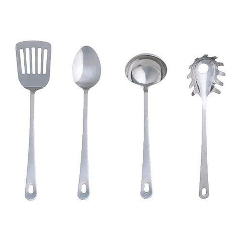 50174465 - GRUNKA 4-piece kitchen utensil set