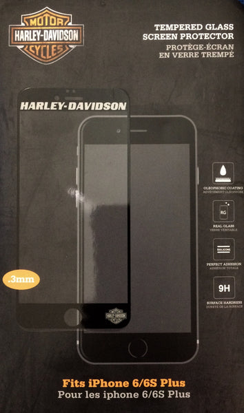 F8315 H-D iPhone 6/6S Plus Tempered Glass
